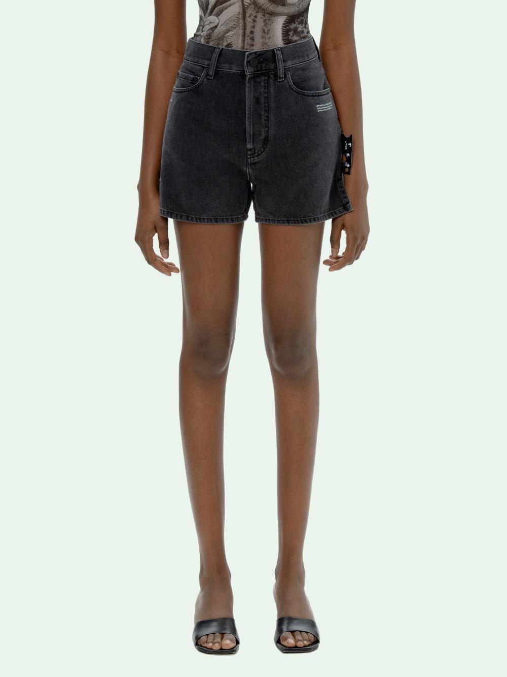 Off-White Shorts LOGO SHORTS